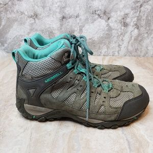 Merrell Accentor Mid Vent WaterProof Hiking Boots